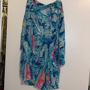 EUC Lilly swimcover up